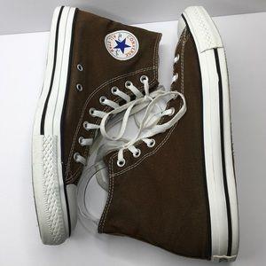 Converse All Stars Chuck Taylor High Tops 11 Brown